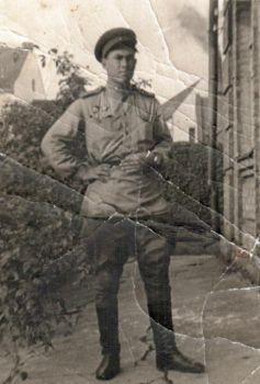 Ч-Мой прадед - герой Великой Отечественной войны