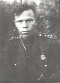 Ж-Мой прадедушка – ветеран Великой Отечественной войны
