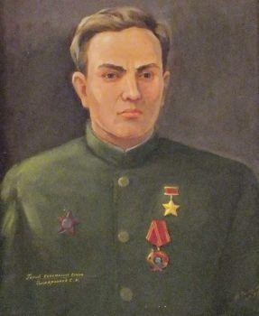 И-Илларионов Степан Илларионович – Герой Советского Союза