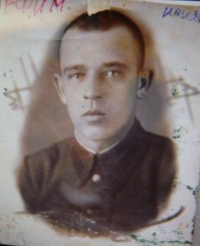 Ш-Мой  прадед – герой Великой  Отечественной войны