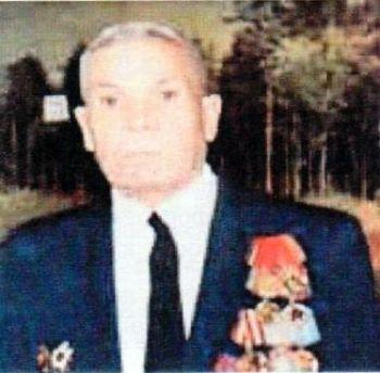 А-Мой прадедушка Акамсин Петр Федорович