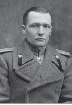 Т-Военная история моего дедушки Терентьева Константина Терентьевича
