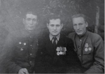 Х-Мои прадеды — герои Великой Отечественной войны