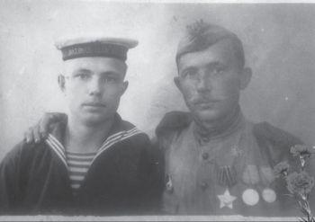 А-Мой прадедушка Алдухов Федот Андреевич - герой!