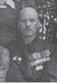 Э-Мой прапрадедушка — герой войны и труда