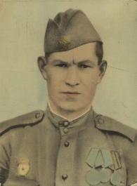 В-Мой прадедушка - герой Великой Отечественной войны