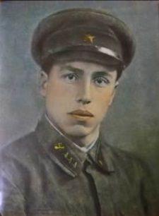 А-Атлин Пётр Васильевич
